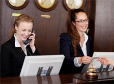 Servicios auxiliares para empresas