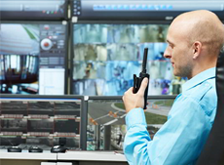 Instalación de circuitos cerrados de televisión CCTV