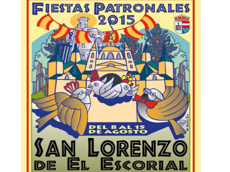 Tres Punto Uno colabora un año más en la seguridad de las fiestas de San Lorenzo de El Escorial