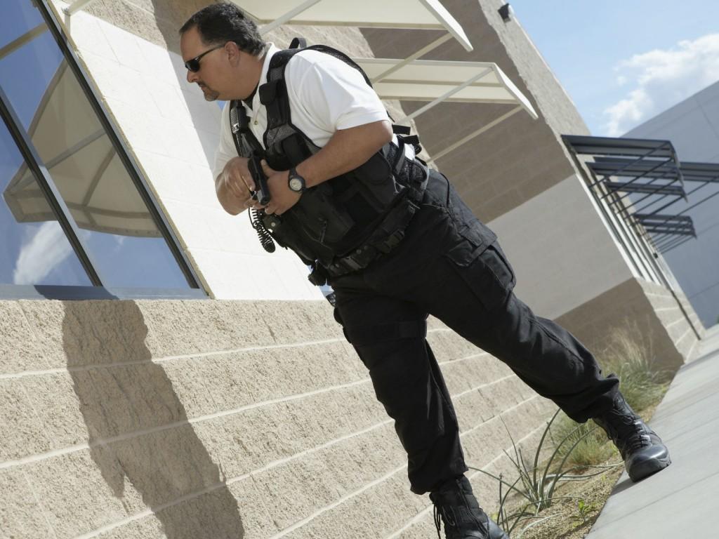 Botas Vigilante de Seguridad Privada | Defensa Personal Shoke