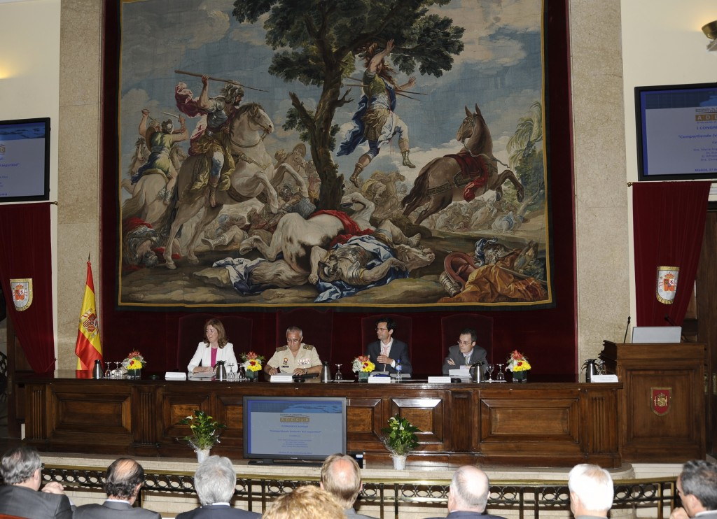 Tres Punto Uno en el Congreso ADESyD de Madrid