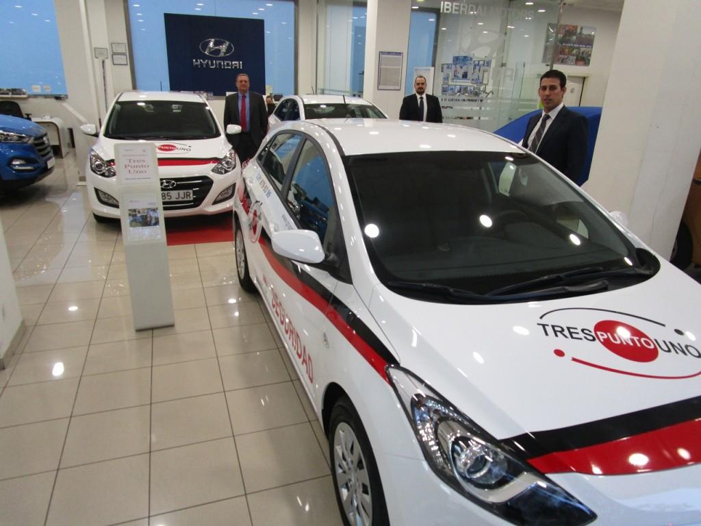 Tres Punto Uno – aumenta su flota de vehículos