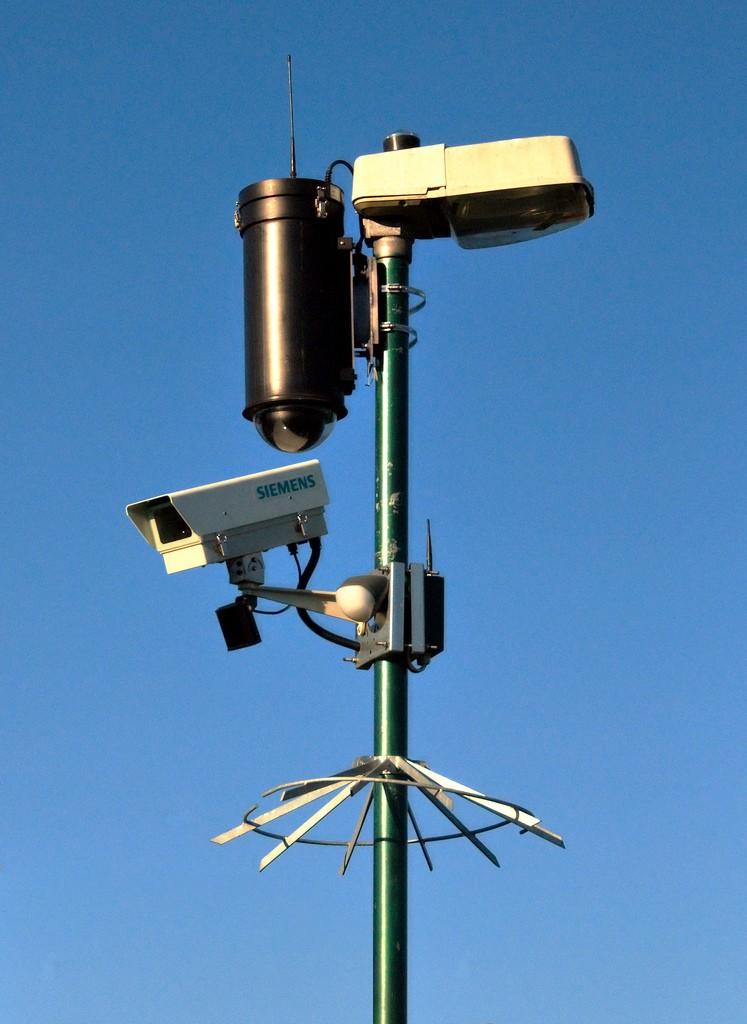 Tres Punto Uno – Seguridad en empresas: Instalación de circuitos cerrados de televisión CCTV