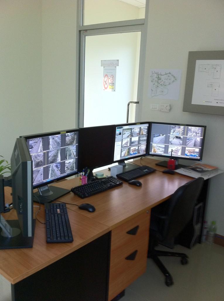 Tres Punto Uno – El Circuito Cerrado de Televisión (CCTV) y su aplicación en las empresas