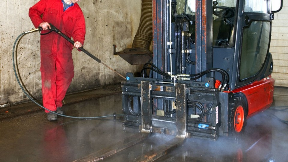 Tres Punto Uno – Servicio integral de limpieza industrial