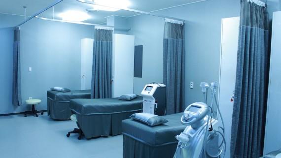 Tres Punto Uno - Limpieza de hospitales