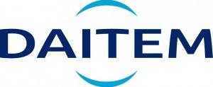 Logo Daitem, instalación de alarmas en Madrid