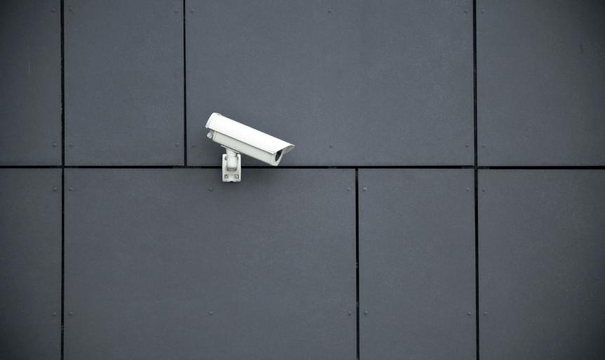Cámaras de vigilancia privadas en espacios públicos